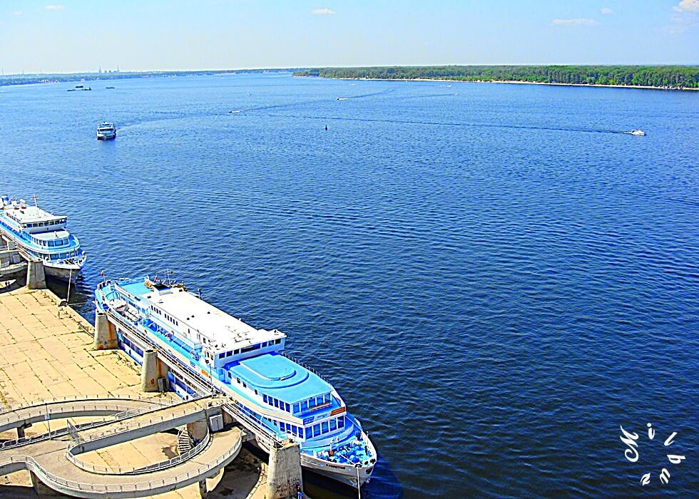 the_volga_river